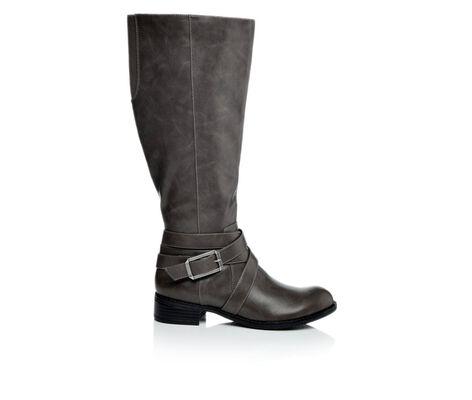Women's LifeStride Subtle Wide Calf Riding Boots