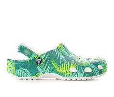 Adults' Crocs Classic Tropical Clogs