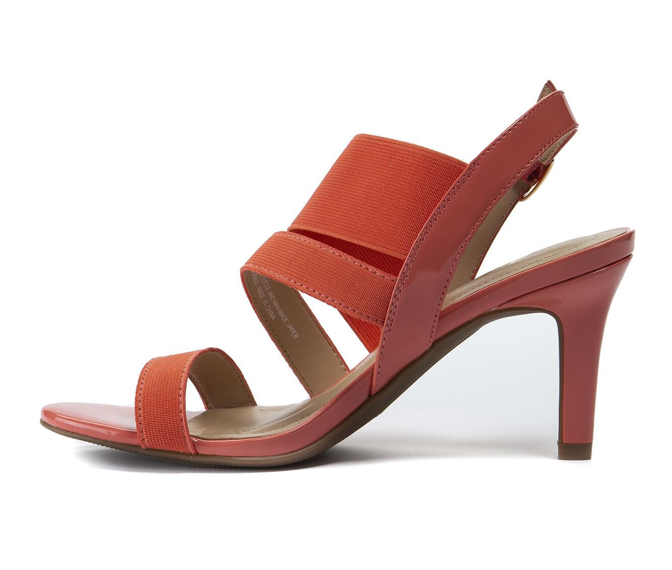 Women's Andrew Geller Paisley Dress Sandals | Women's shoes | 2020 New CuNH8