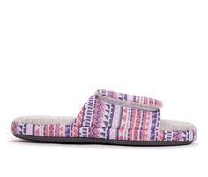 Muk Luks Ansley Jersey Slide Slippers