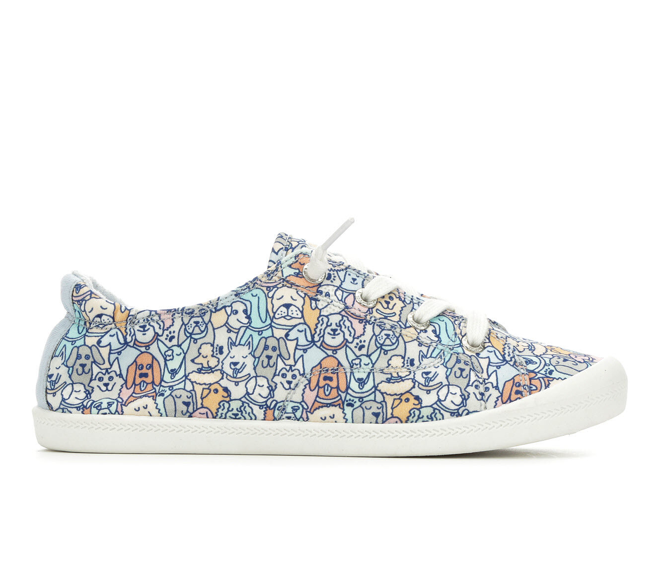 more discount Women's BOBS Woof Pack 32604 Sneakers Blue