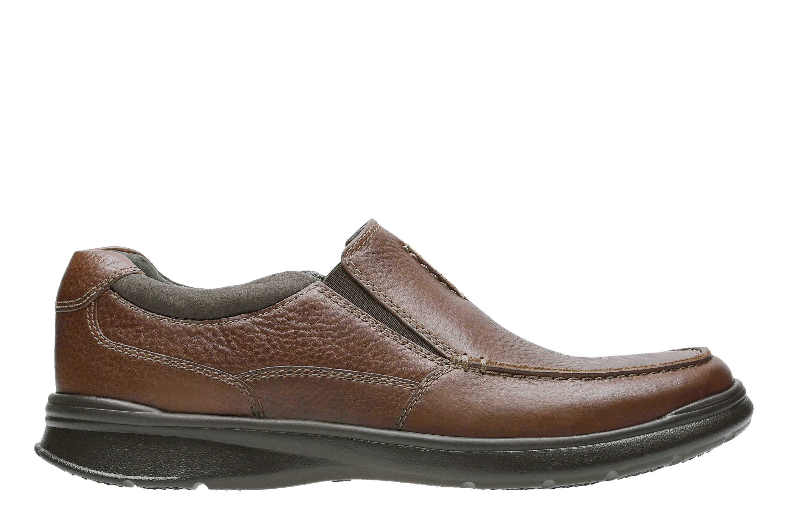 High fashion Men's Clarks Cotrell Free Tobacco