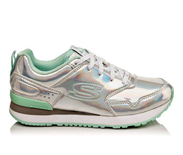 Girls' Skechers Retrospect-Irridazzling 11-6 Running Shoes