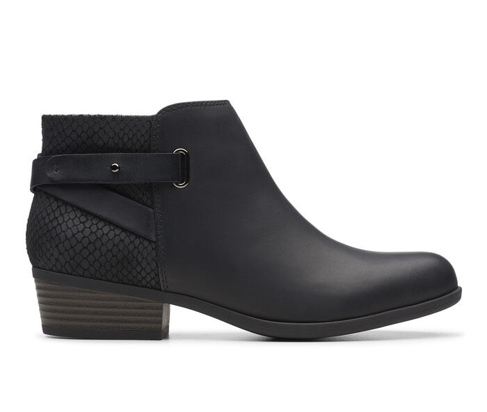 Women's Clarks Addiy Gladys Booties