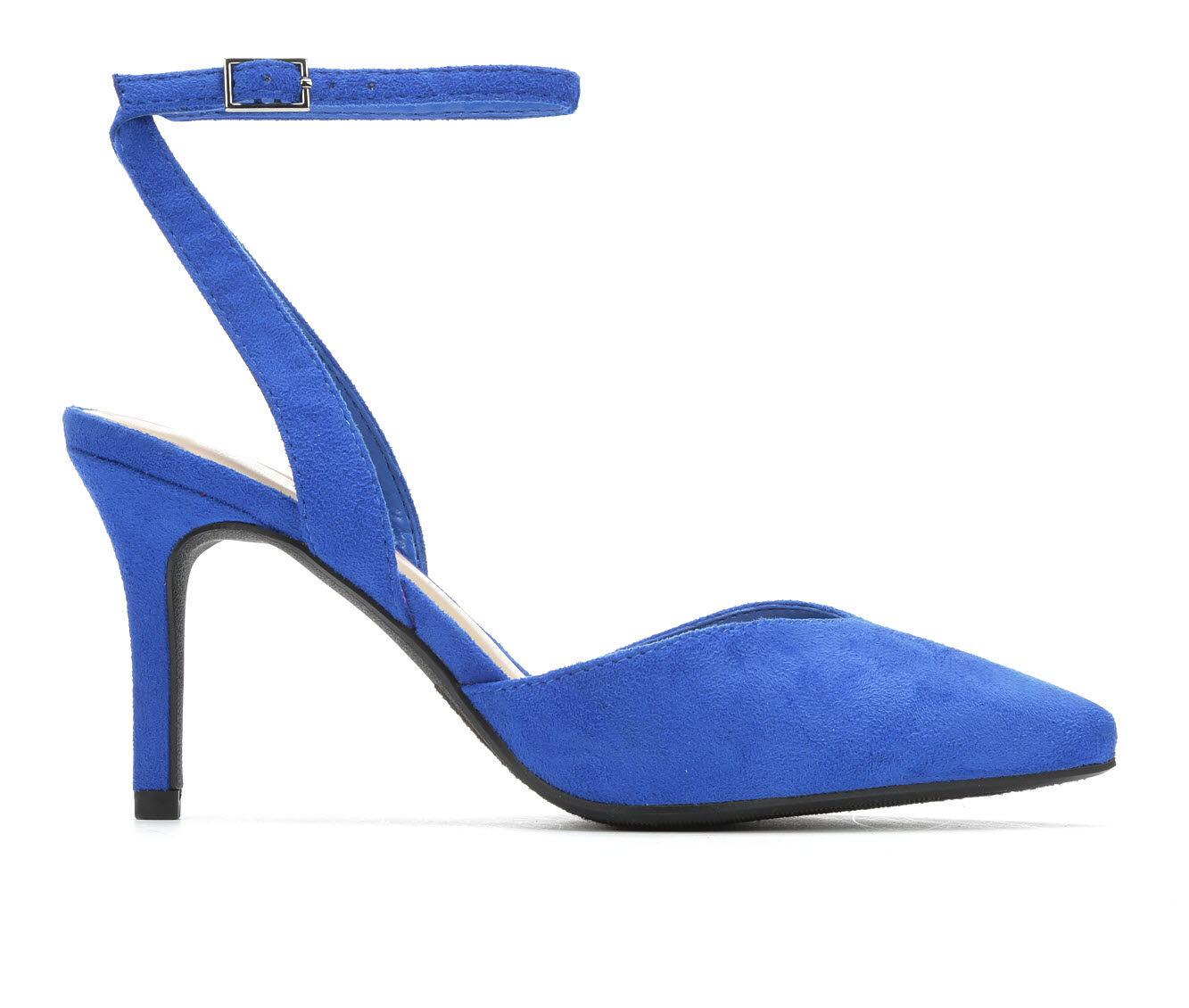 Economic popular Women's Y-Not Mary Jane Pumps New Royal Blue