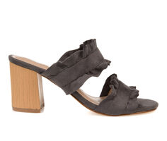 Women's Journee Collection Channing Heeled Sandals