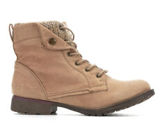 Women's Rock And Candy Tavin Lace-Up Booties