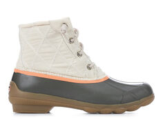 Women's Sperry Syren Gulf Quilted Duck Boots