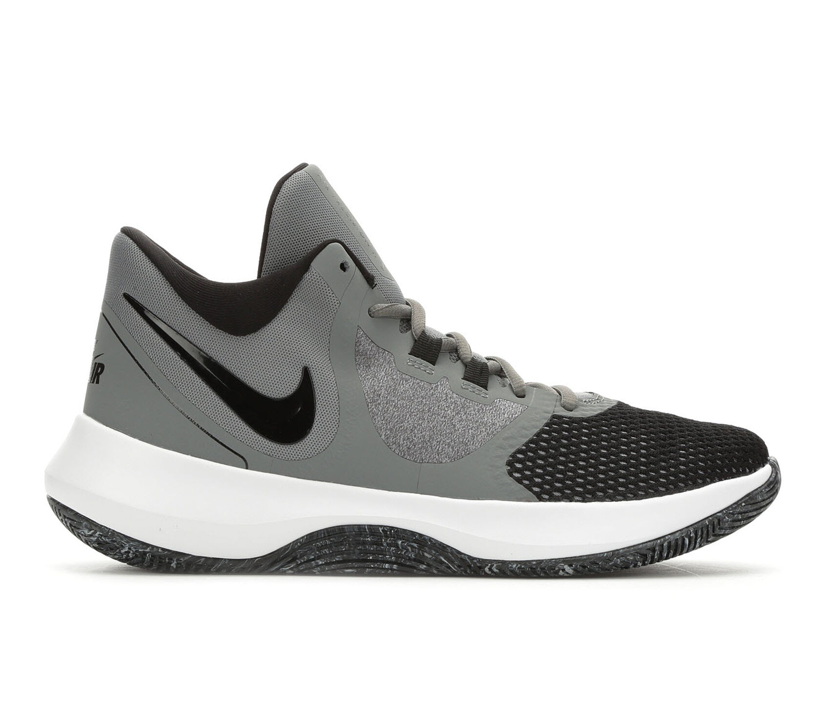 a22d7d9b019f84 Men's Nike Air Precision II High Top Basketball Shoes | Shoe Carnival
