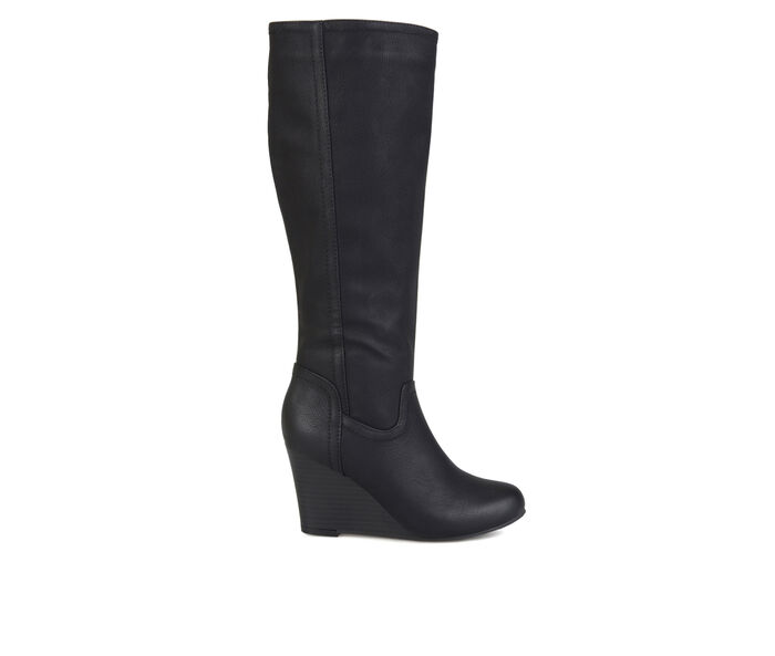 Women's Journee Collection Langly Wide Calf Knee High Boots