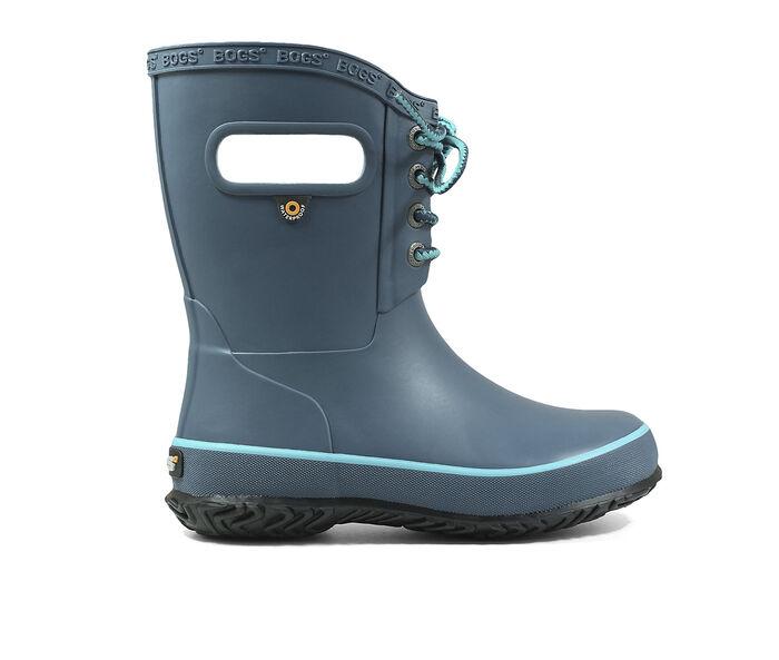 Kids' Bogs Footwear Little Kid & Big Kid Amanda Plush Lace Rain Boots