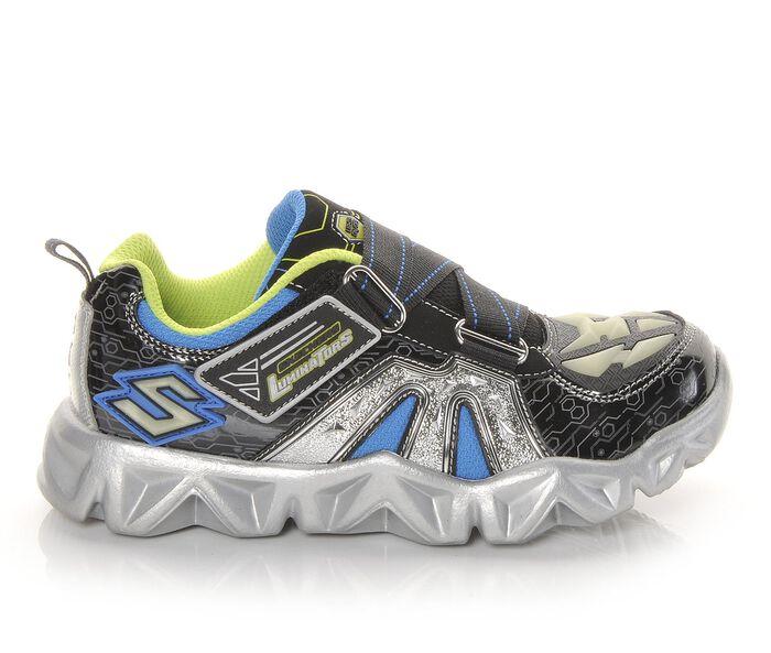 Boys' Skechers Datarox 10.5-3 Light-Up Sneakers