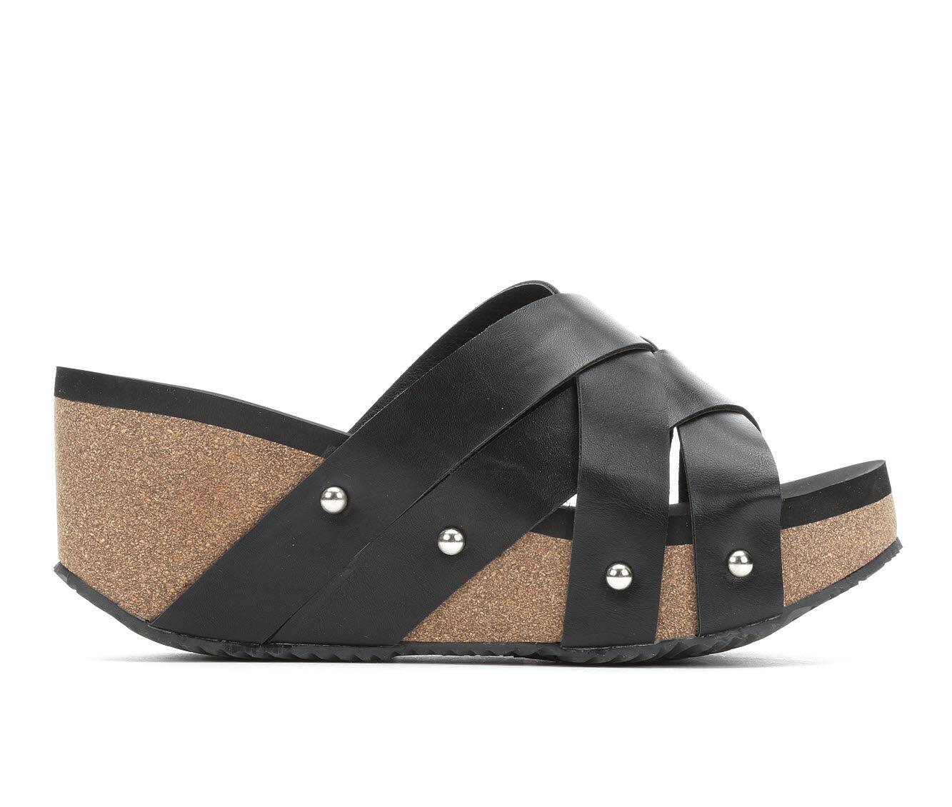 get discount Women's Volatile Costner Platform Sandals Black