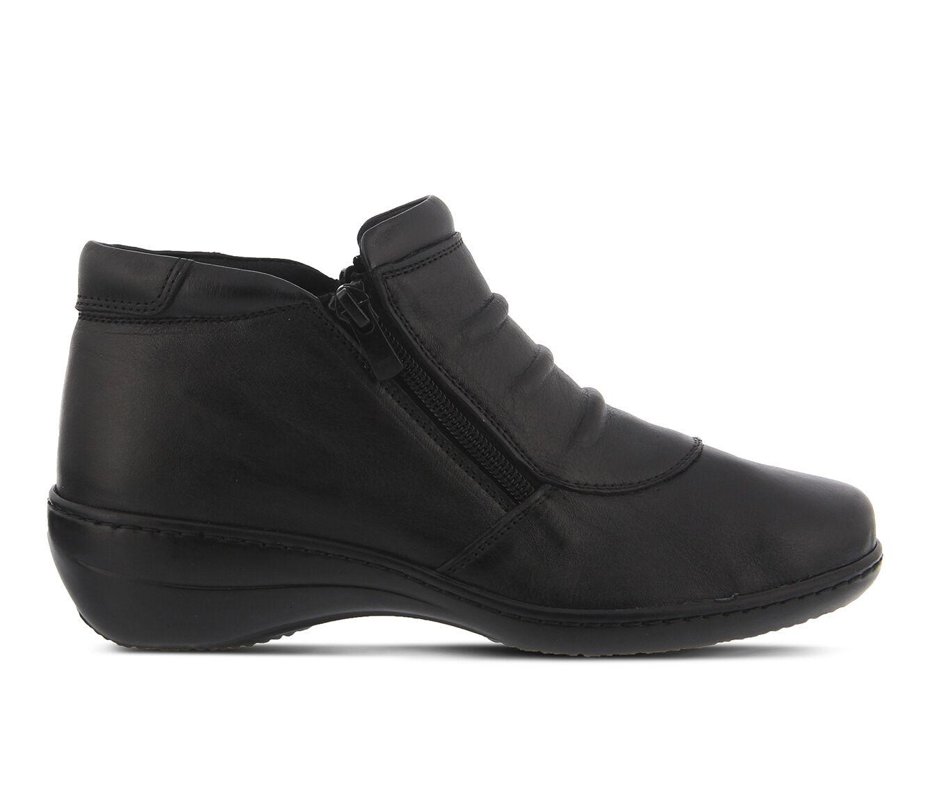 Women's SPRING STEP Briony Booties Black