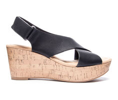 Women's Cl By Laundry Dream Girl Platform Wedges