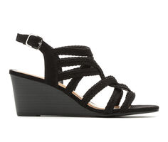 Women's Y-Not Zaidee Strappy Wedge Sandals