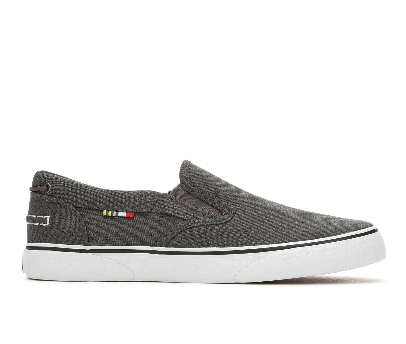 Men's Guy Harvey Pacific Casual Shoes Grey/Black