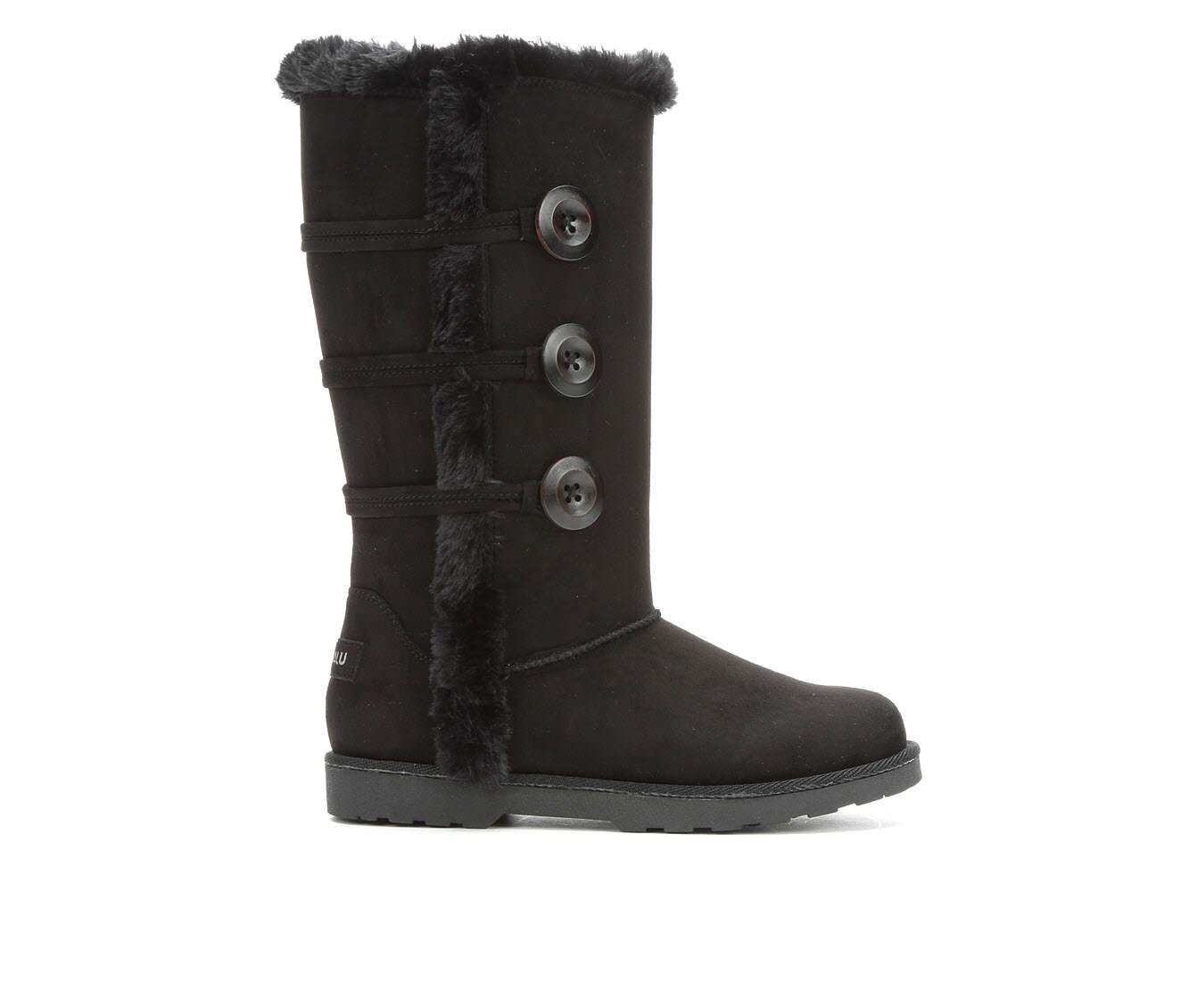 First Choice Women's Makalu Blinda Boots Black