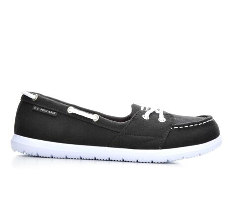 Women's US Polo Assn Cristal Boat Shoes