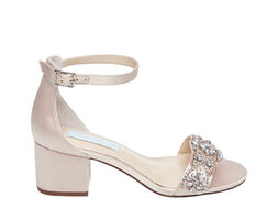 Women's Betsey Johnson SB-Mel Special Occasion Dress Sandals