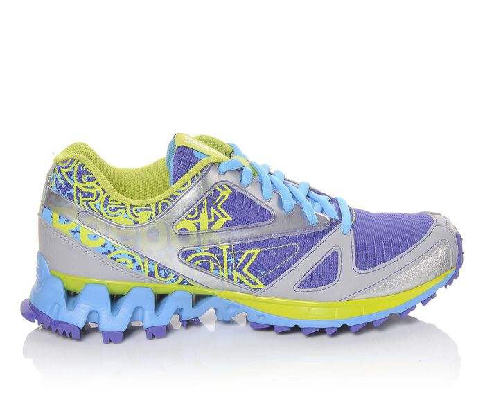 Girls' Reebok ZigKick Trail 1.0 10.5-3 Running Shoes