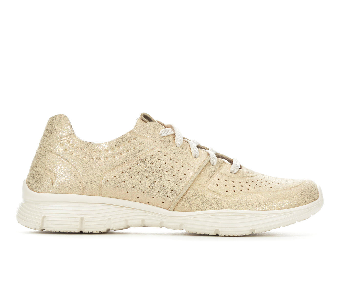purchase new arrivals Women's Skechers Major League 49626 Sneakers Gold