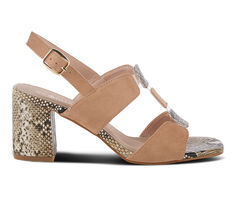 Women's Patrizia Morara Block Heel Sandals