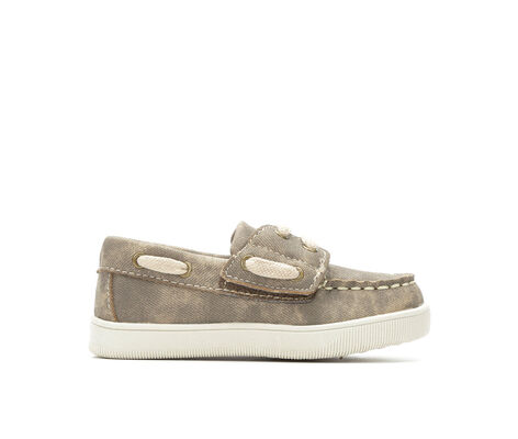 Boys' Anchors Edge Bay INF Sam 5-10 Boat Shoes
