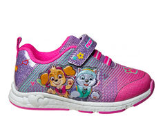Girls' Nickelodeon Toddler & Little Kid CH84919 Paw Patrol Light-Up Sneakers