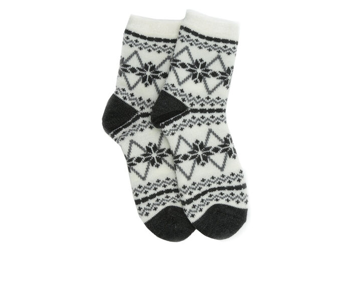 FireSide Women's 1-Pair Crew Socks