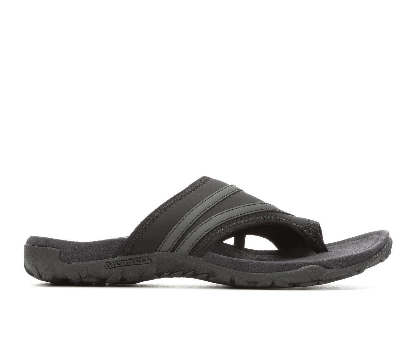 Women's Merrell Terran Ari Wrap Sandals Black