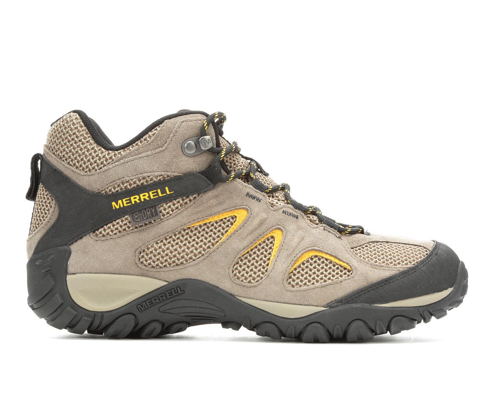 a4ac0d98a29 Men's Merrell Yokota II Mid Hiking Boots