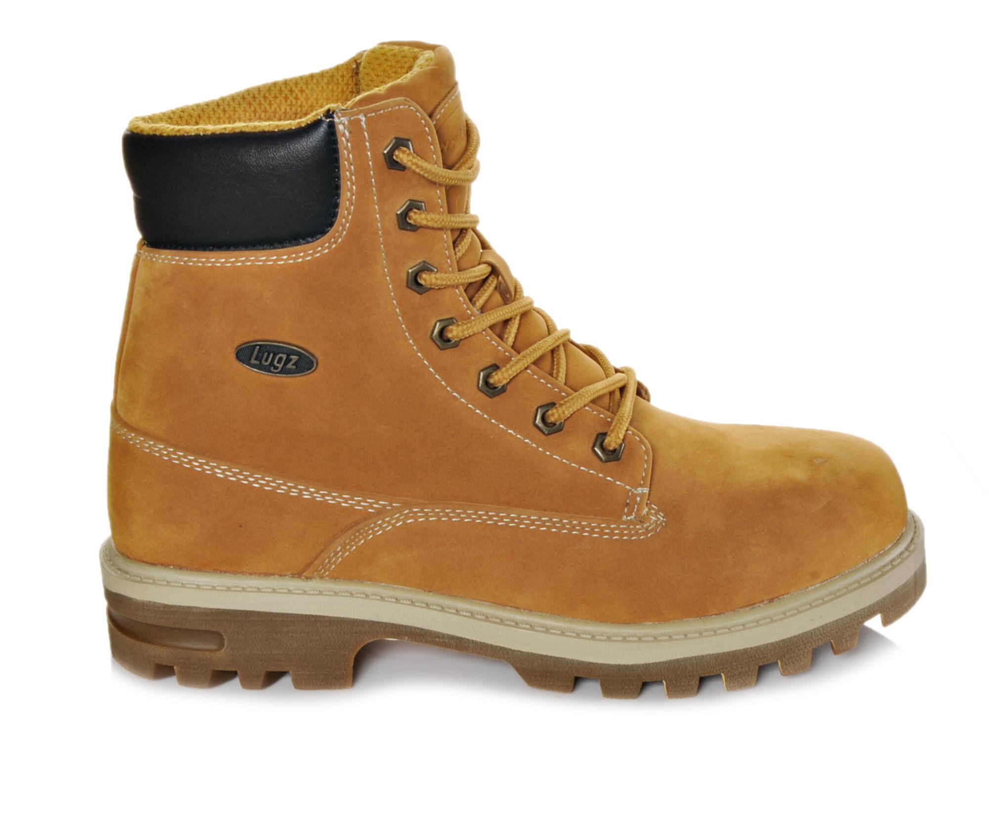 Men's Lugz Empire Hi Water Resistant Boots Golden Wheat