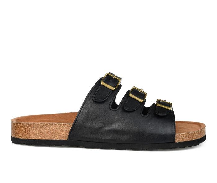 Women's Journee Collection Desta Footbed Sandals