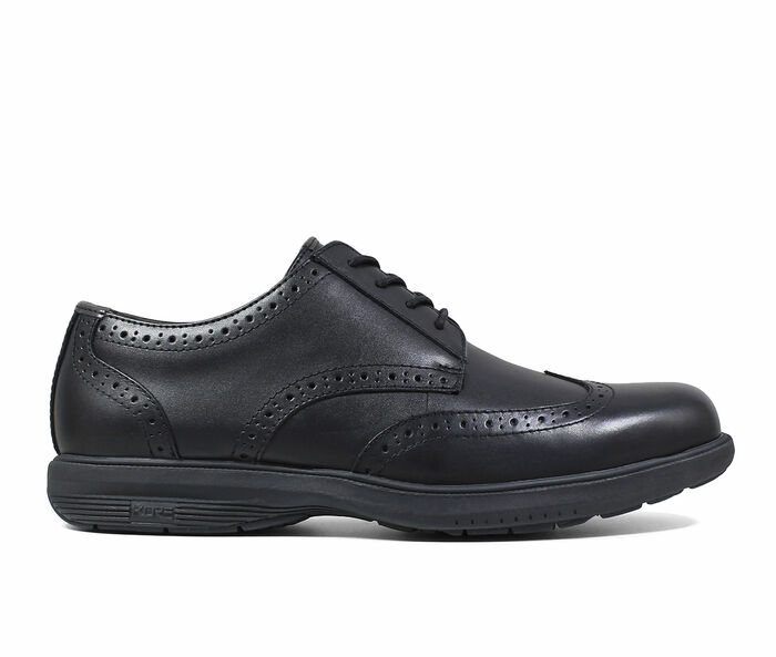 Men's Nunn Bush Maclin Street Wingtip Dress Shoes
