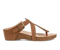 Women's Journee Collection Navara Footbed Sandals