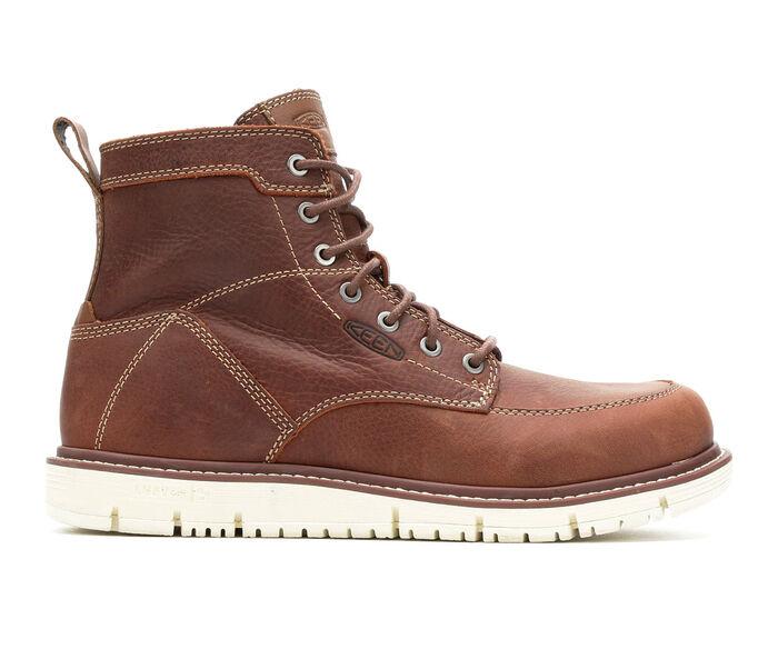 Men's KEEN Utility San Jose Non-Steel Toe Wedge Work Boots