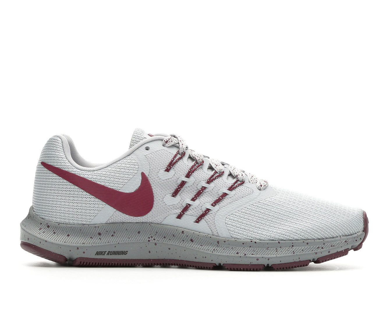 choose comfortable Women's Nike Run Swift SE Running Shoes Gry/Bordeaux