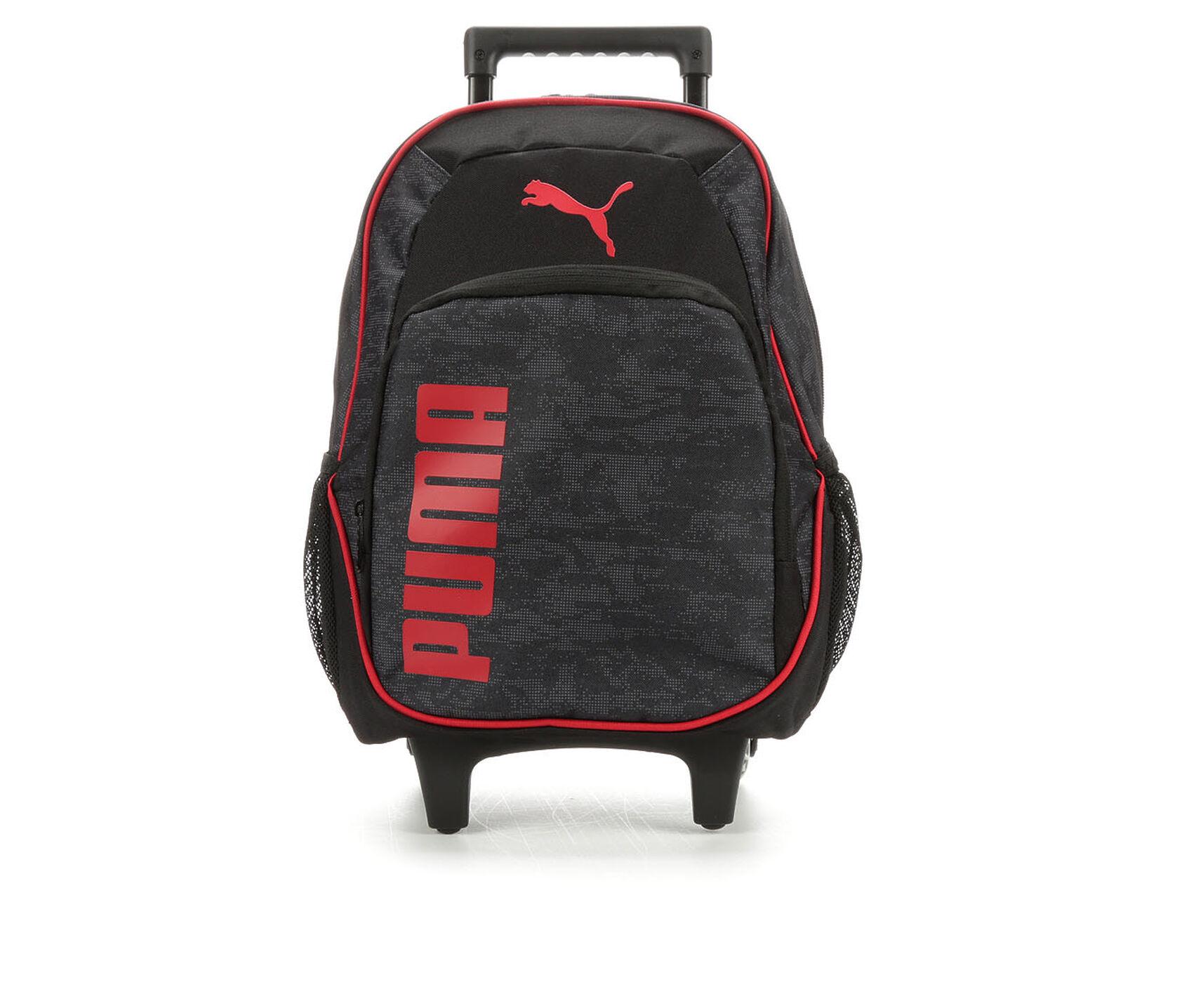 92545b71e027 Puma Axis Wheelie Kids Backpack. Carousel Controls