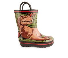Boys' Universal Studios Toddler & Little Kid Jurassic Park Rain Boots