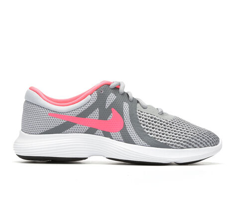 Girls' Nike Revolution 4 3.5-7 Running Shoes