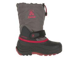 Kids' Kamik Toddler & Little Kid Waterbug 5 Wide Winter Boots