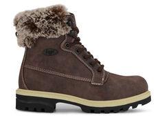 Women's Lugz Mallard Fur Hiking Boots