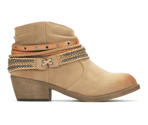 Women's Jellypop Michigan Western Booties