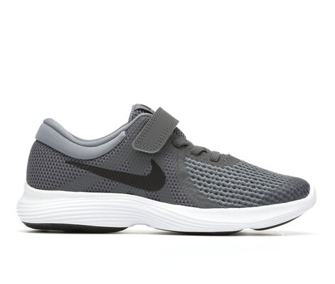 Boys' Nike Revolution 4 10.5-3 Running Shoes