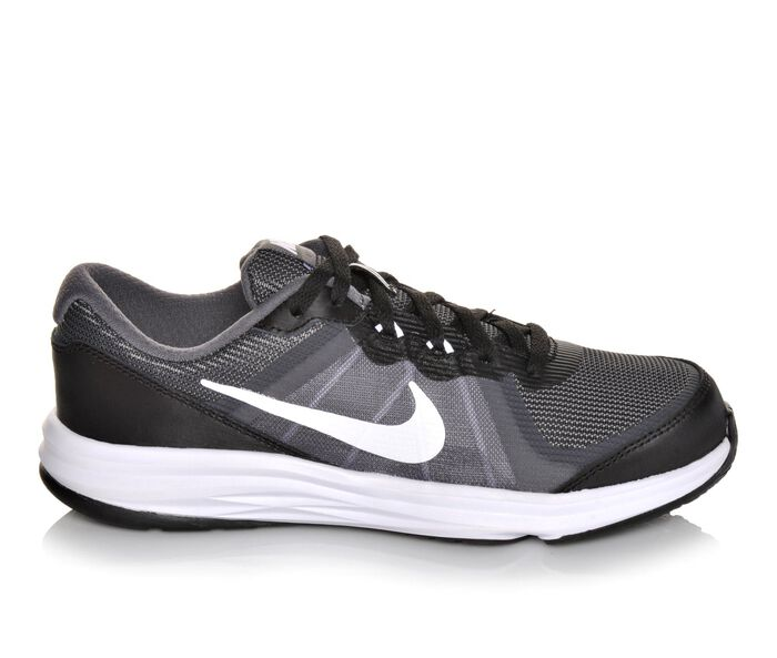 Boys' Nike Dual Fusion X2 10.5-3 Running Shoes