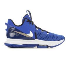 Men's Nike Lebron Witness V Basketball Shoes