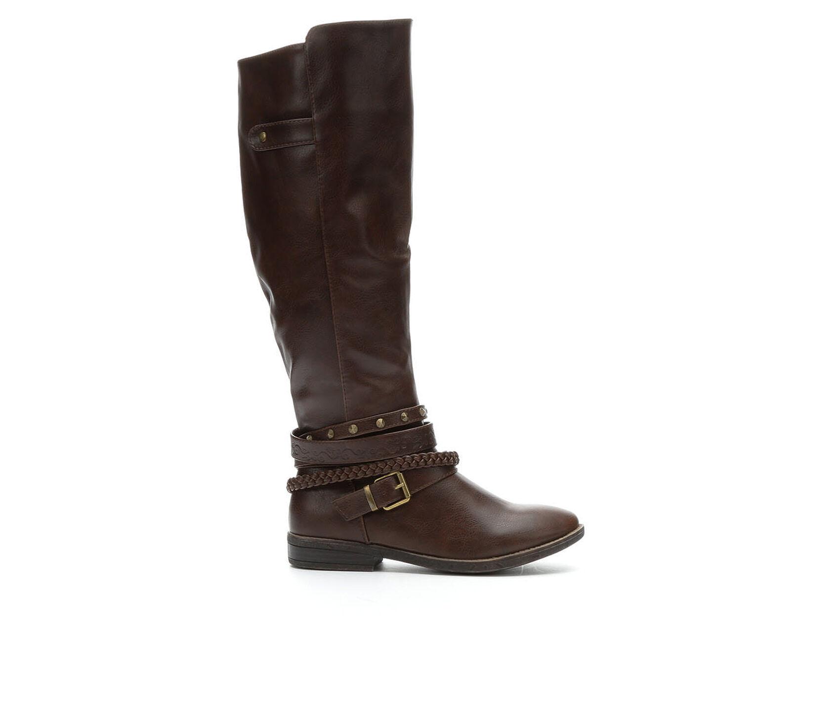 Women 39 S Rampage Ticker Wide Calf Riding Boots