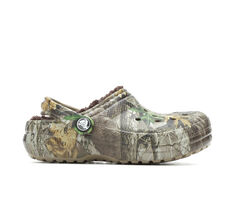 Boys' Crocs Little Kid Classic Realtree Liined Lined Clogs