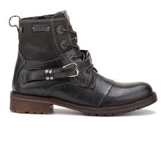 Men's Reserved Footwear Reigner Combat Boots